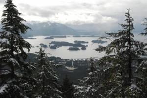 View from Gavan Hill Trail